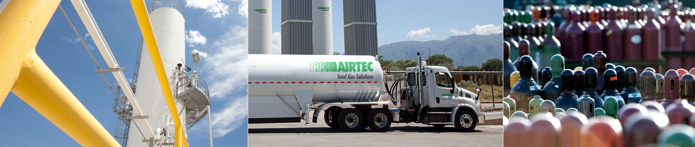 Gases from Airtec