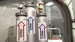 UpTime® Sub-Atmospheric Gas Delivery System